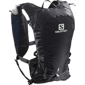 Salomon Agile 6 Rugzak Set, black
